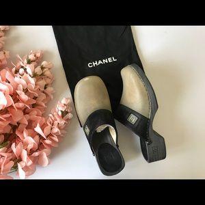 Chanel Mules Clogs Shoes
